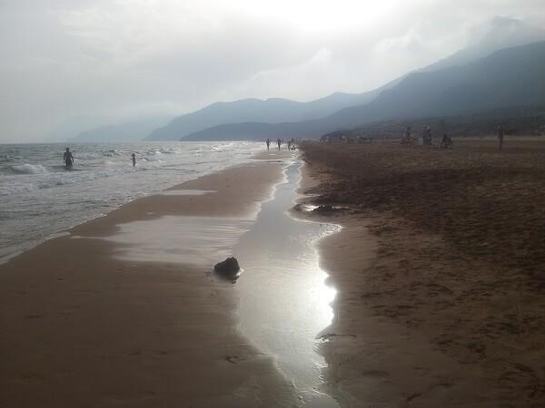 calblanque mejores playas de murcia