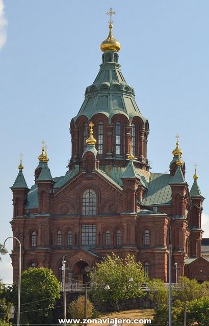 Catedral Ortodoxa Upenskiko