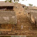Las ruinas de Ek Balam y al cenote X´Canché (Riviera Maya)