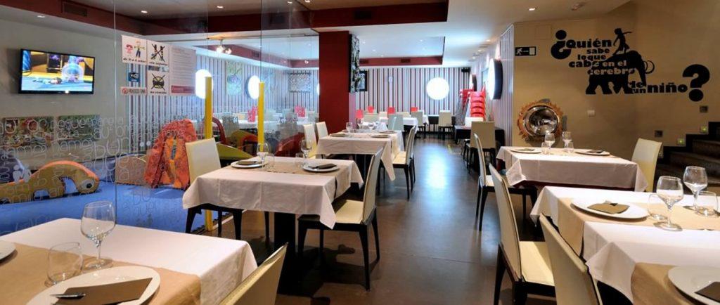 restaurante la burguesita boadilla del monte