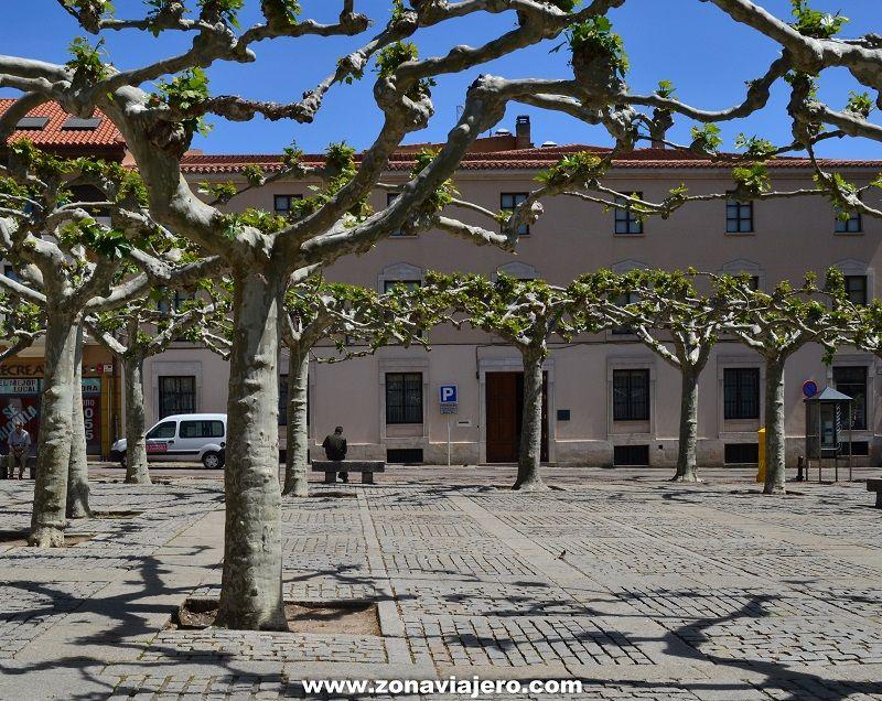 Plaza-de-Viriato-Zamora