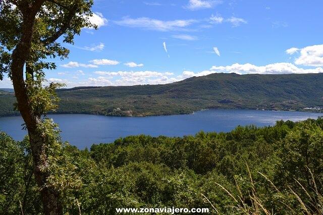 Mirador Lago de Sanabria
