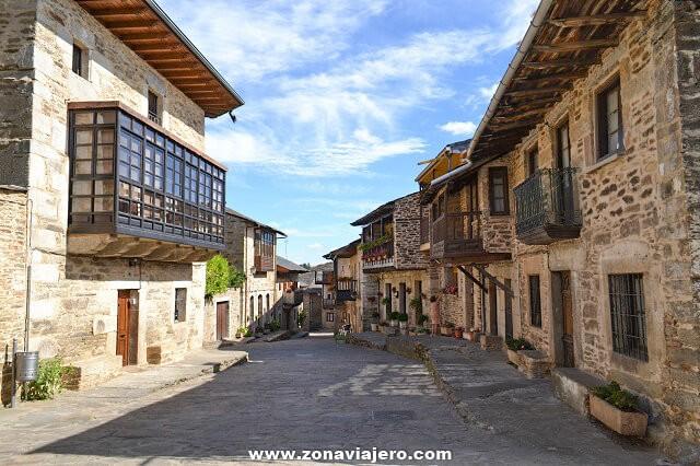 Calle Puebla de Sanabria