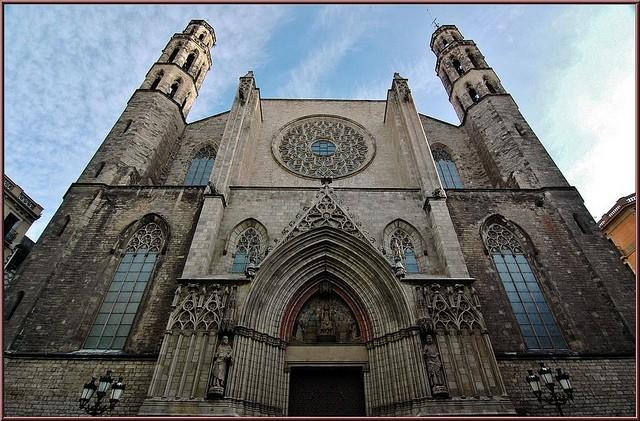 Iglesia Santa María del Mar
