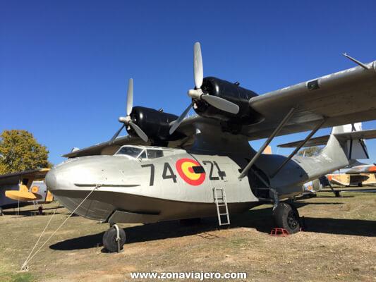 avion Museo del aire