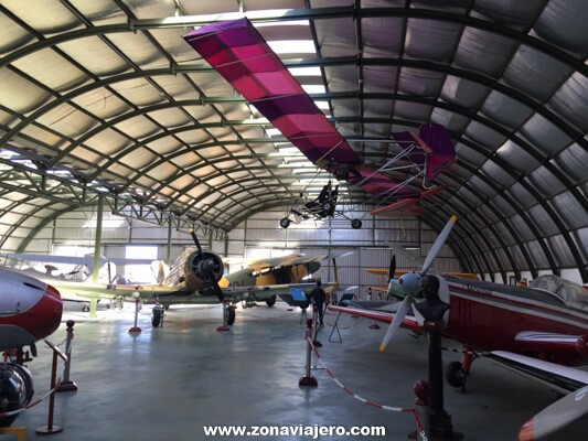 hangar Museo del aire
