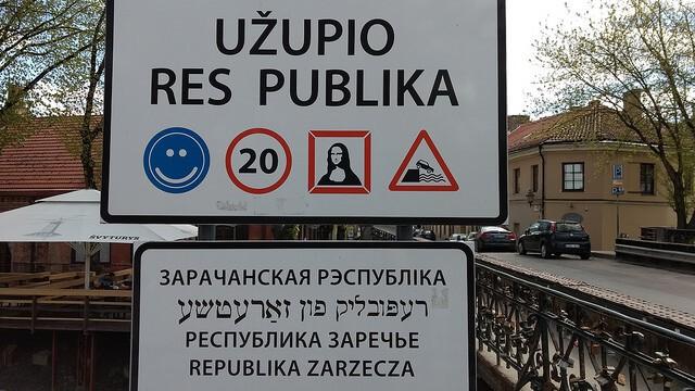 La República de Uzupis