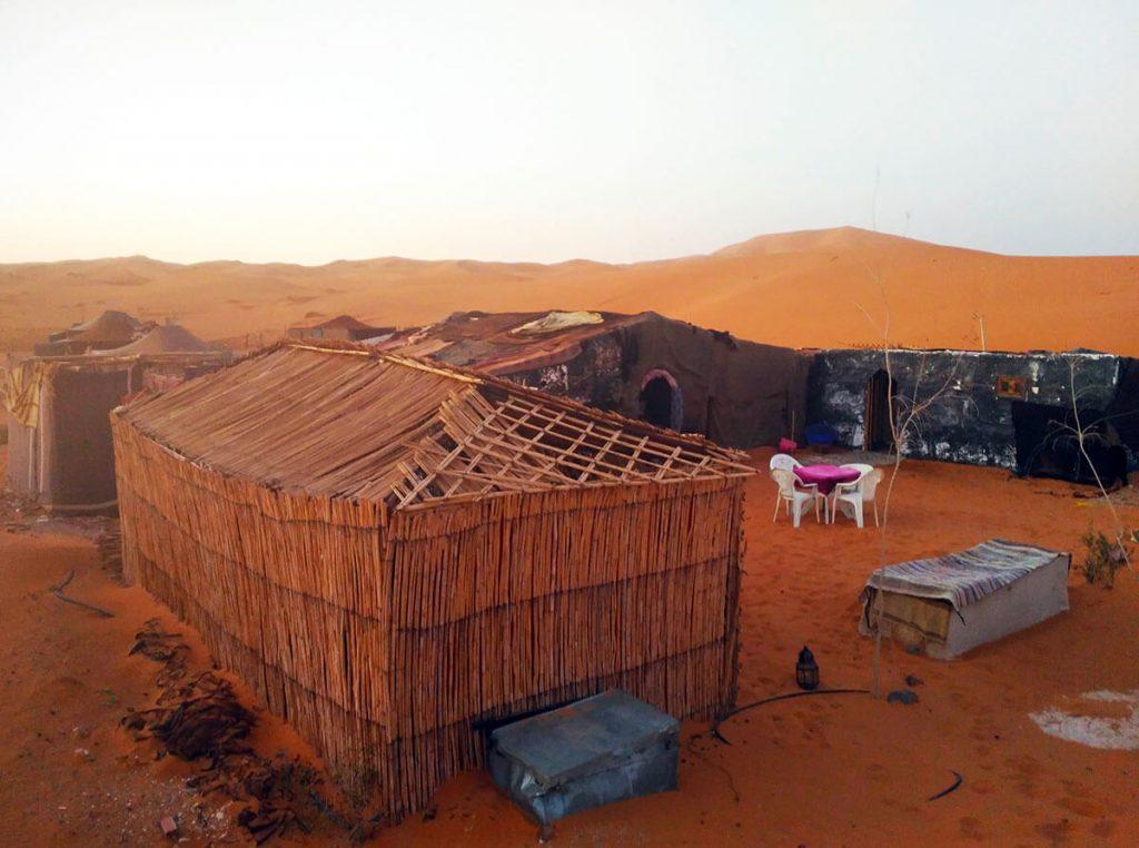 jaimas desierto merzouga