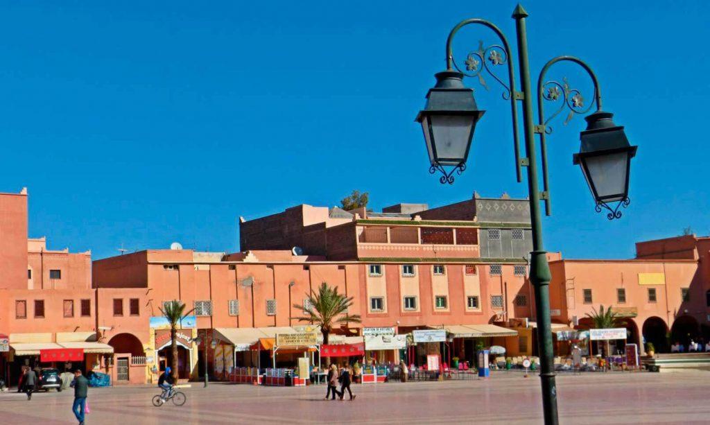 ouarzazate-plaza