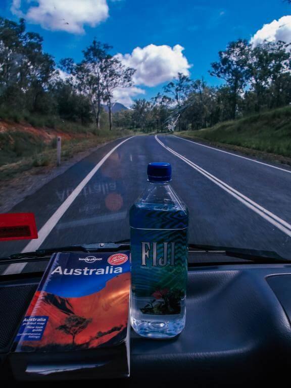 viajar en caravana por Australia