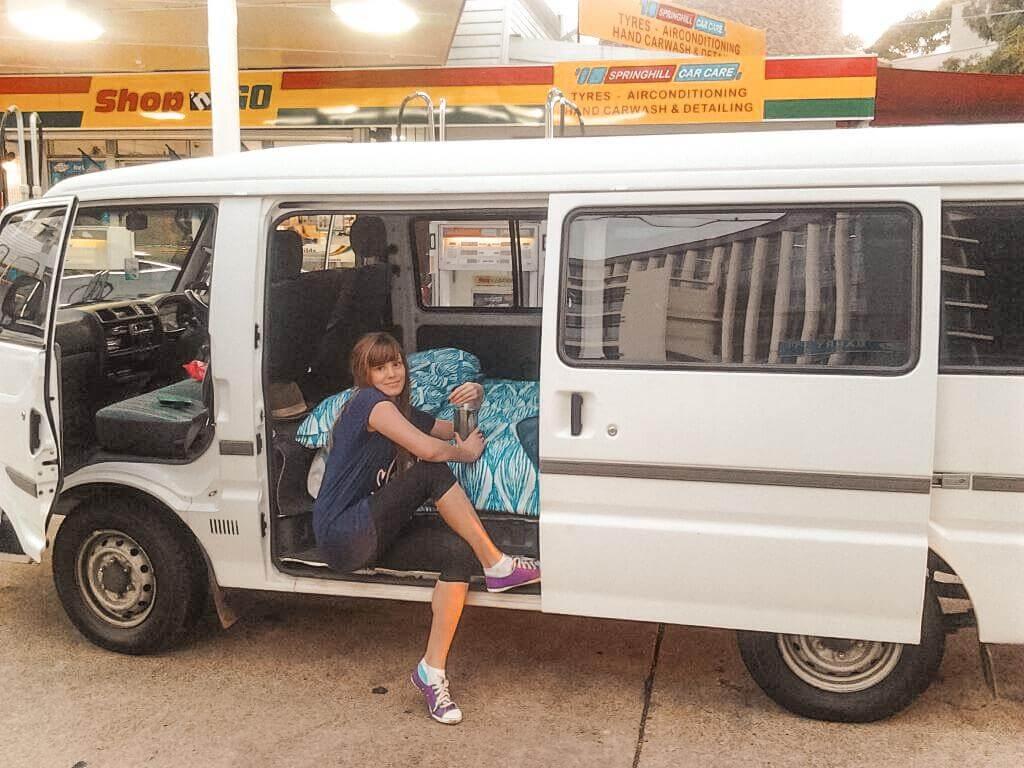 Nuestra van
