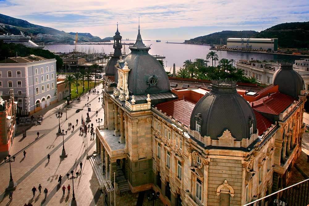 Que ver en la region de Murcia Cartagena