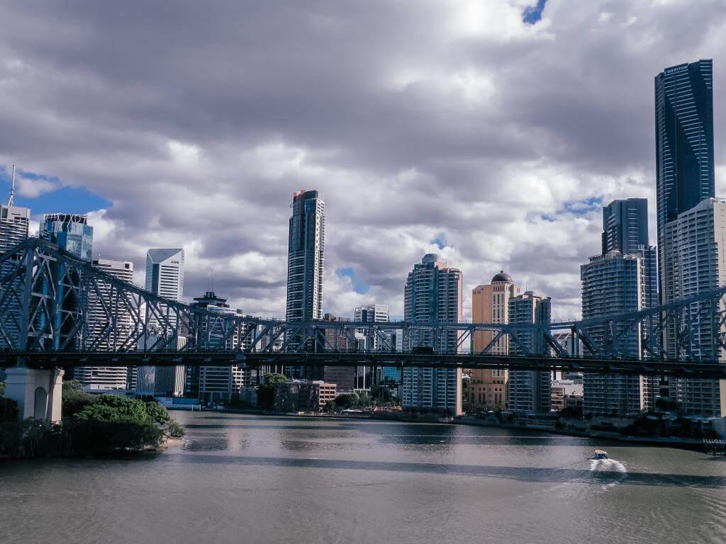 Story bridge de Brisbane
