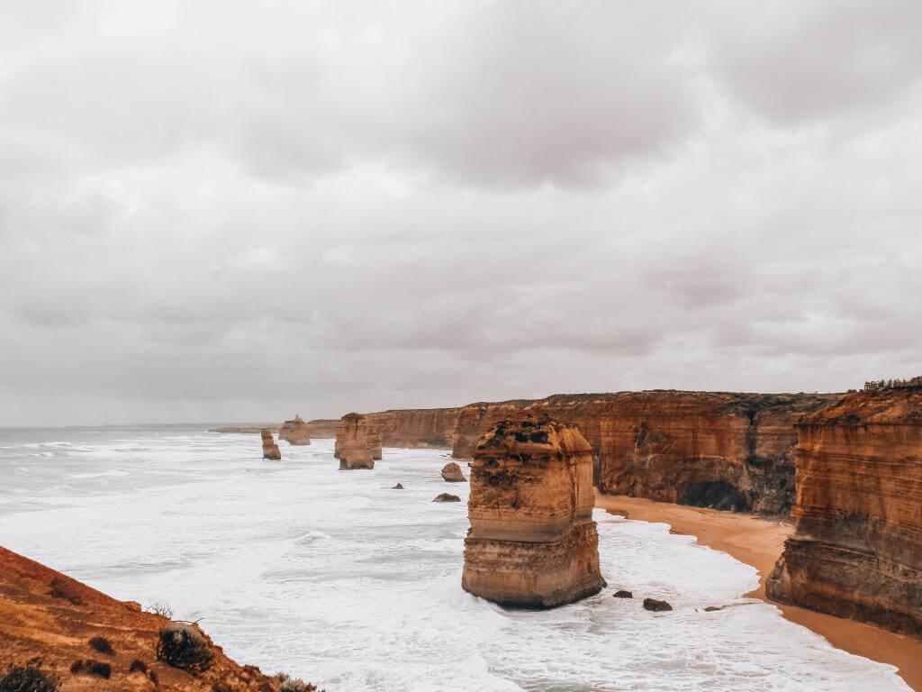 Viaje en caravana por Australia, de Brisbane a Melbourne