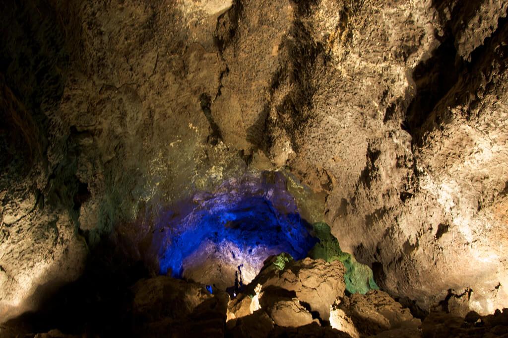 la cueva de los verdes - que hacer en lanzarote con niños