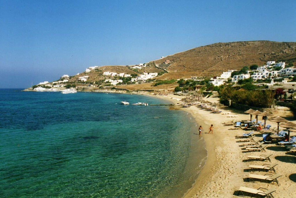 playa Aghios Ioannis