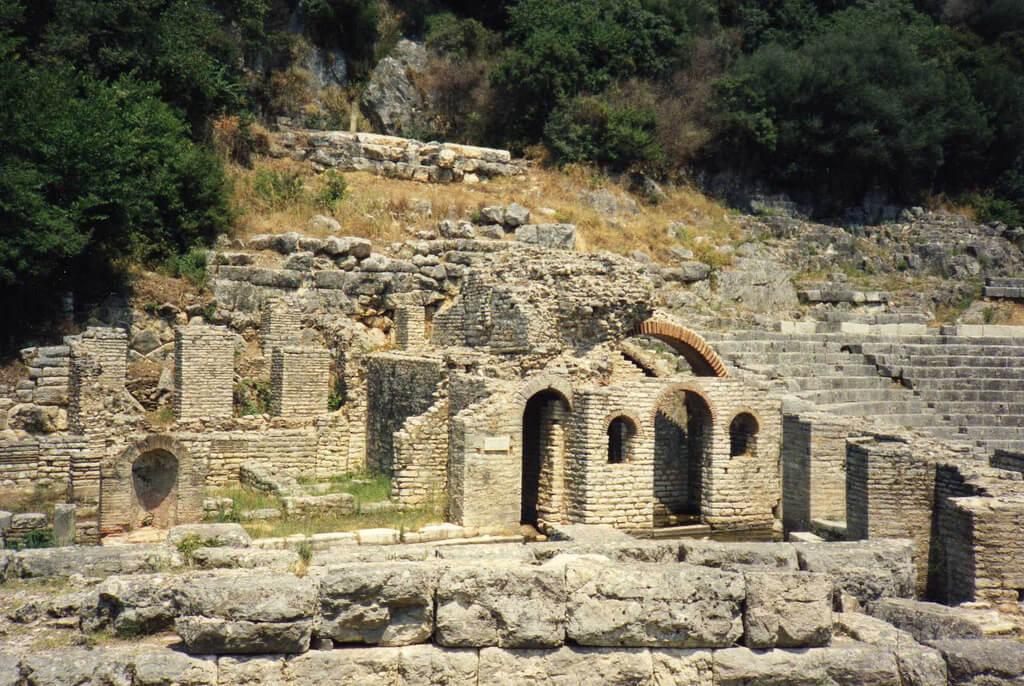 ruinas de Butrinti