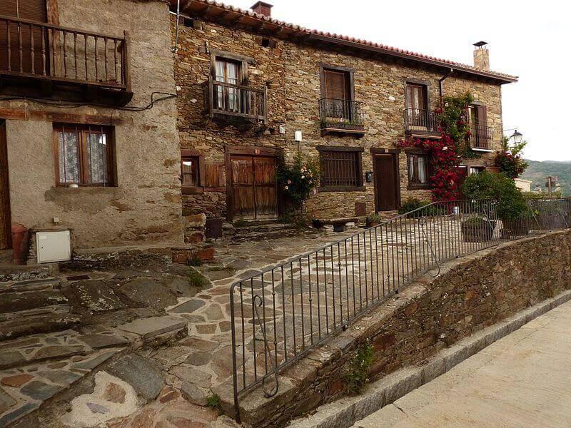 La hiruela pueblos bonitos cerca de Madrid