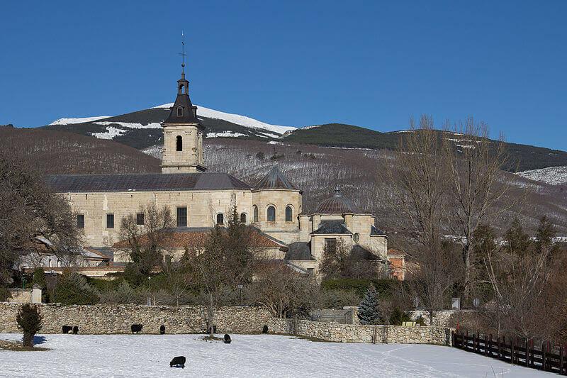 Monasterio de Santa Maria El Paular