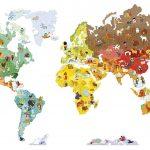 Mapas originales para regalar a un viajero