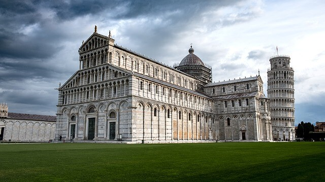 escapada de fin de semana a Pisa