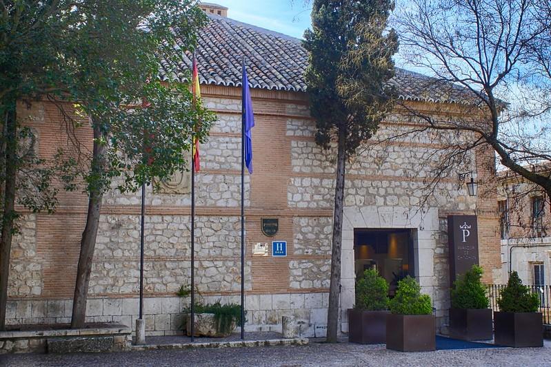 convento de San Agustin que ver en chinchon