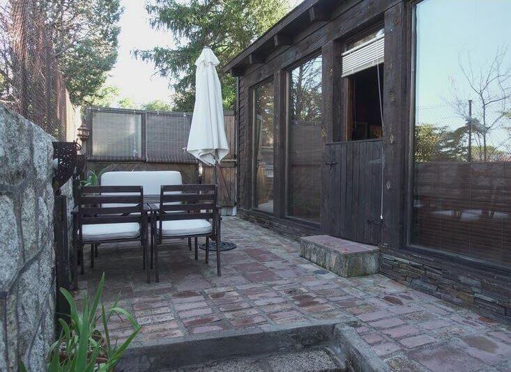 casa rural recomendada en Manzanares El real