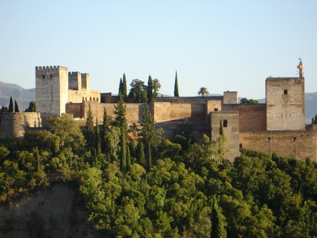 granada en familia la alhambra
