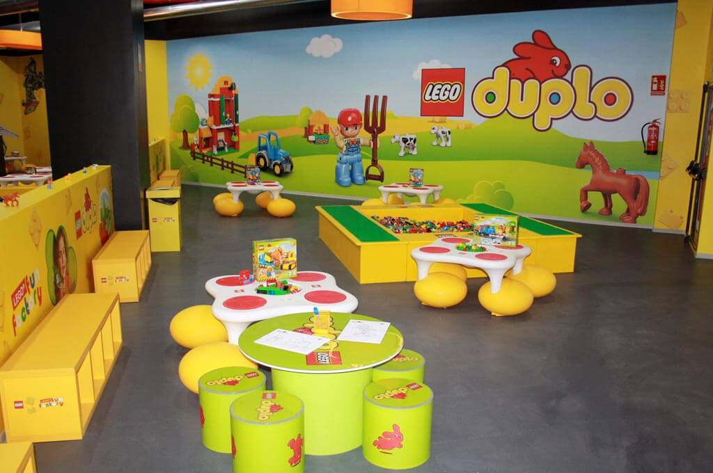 centros comerciales para ir con niños madrid h2ocio