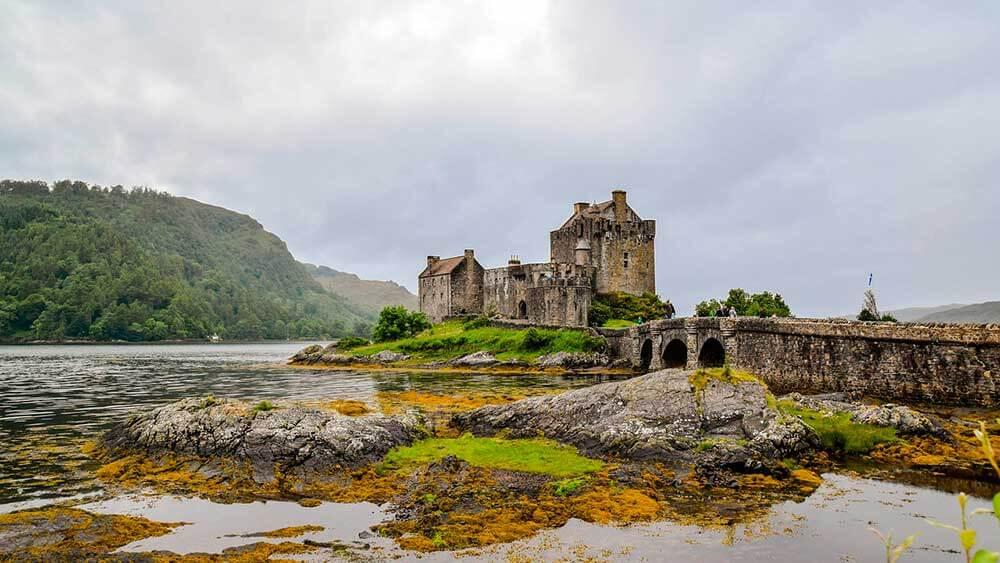 Ruta por las highlands escocia en coche