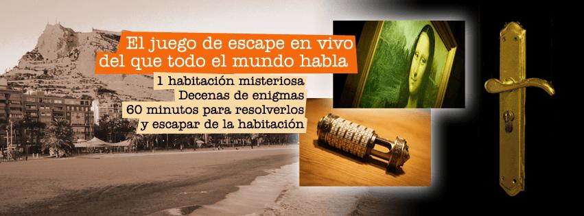 Room Escape Con Salas Iguales
