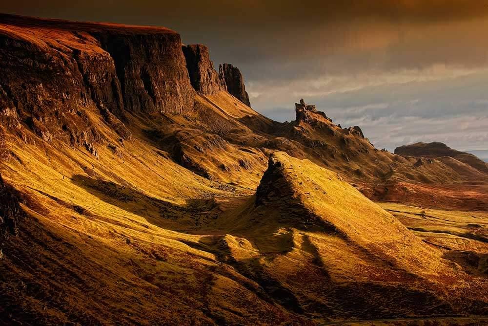 highlands de escocia en coche