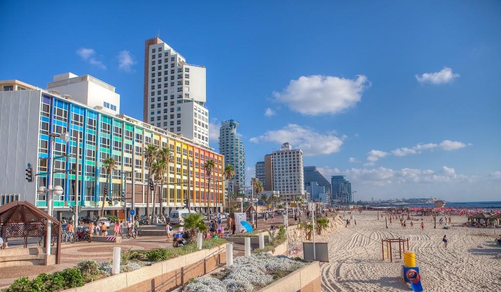 playa de tel aviv