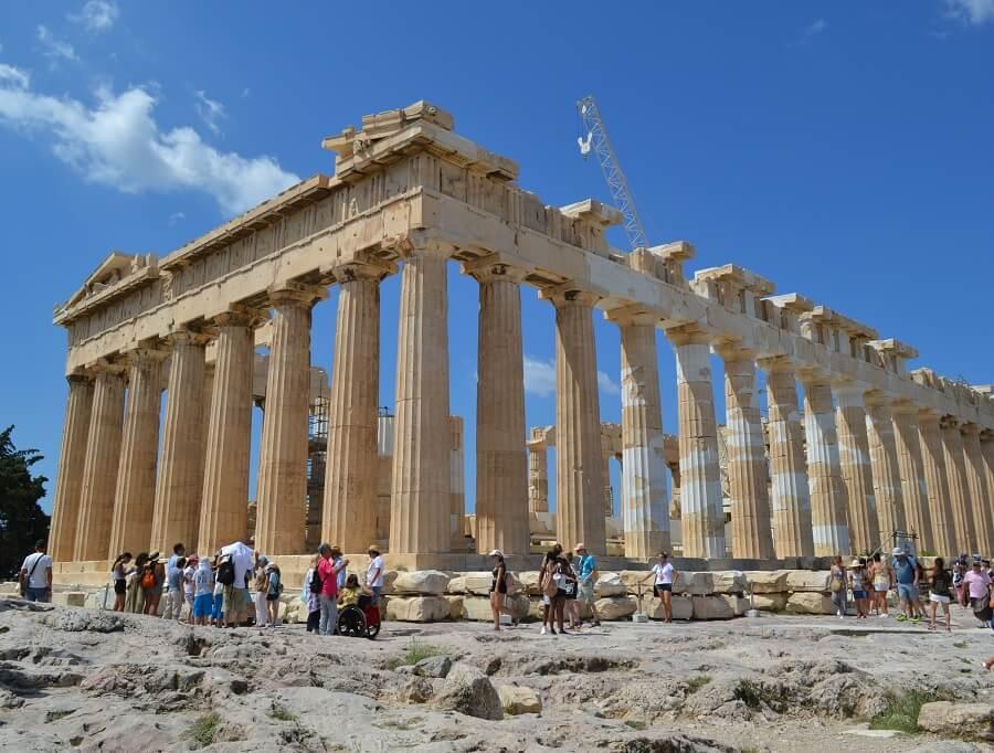 que ver en atenas acropolis