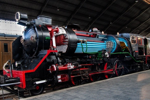 museo dle ferrocarril madrid