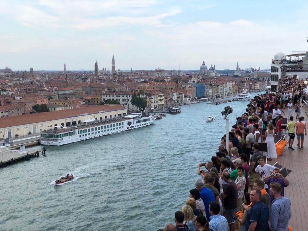 que ver en venecia en un dia de crucero