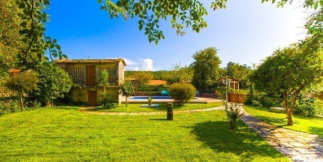 casa rural en galicia