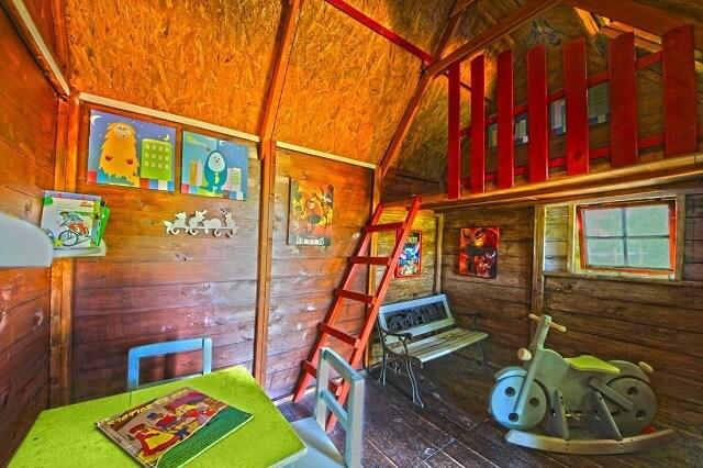 casa rural para niños galicia