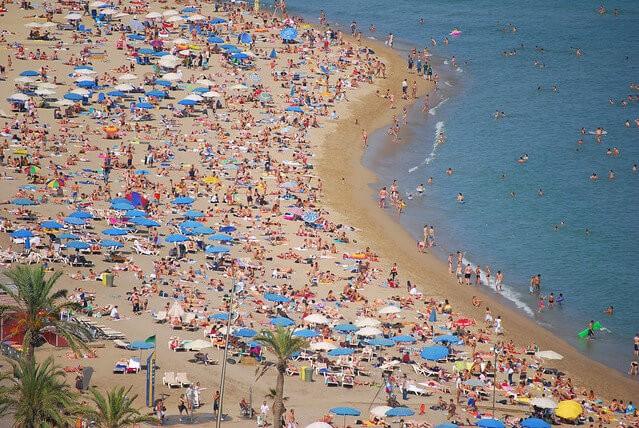 que ver en barcelona playa