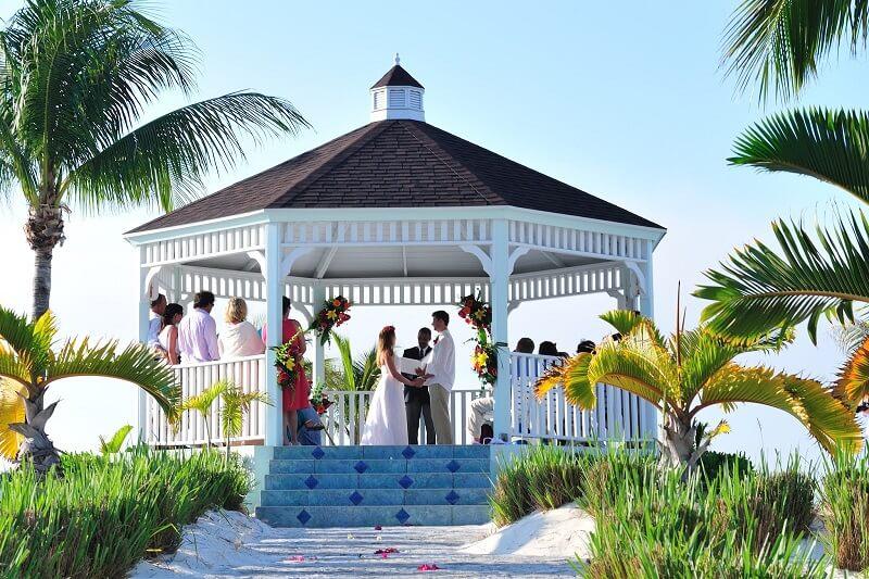 boda en bahamas
