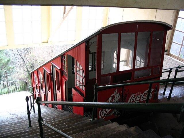 funicular monte igueldo