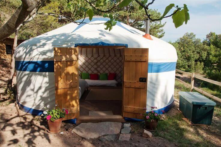 gampling yurta barcelona