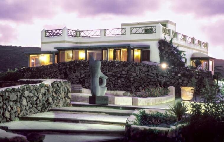 villa gampling lanzarote