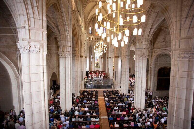 catedral de Santa María de Vitoria