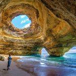 ¿Merece la pena visitar la cueva de Benagil en el Algarve?