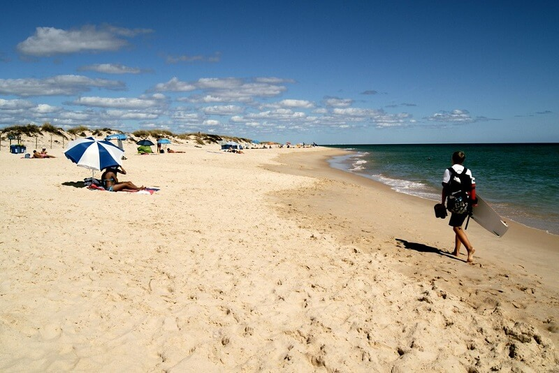 playa isla de tavira