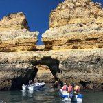 Ruta en barco por las cuevas de Lagos (El lugar más bonito del Algarve)
