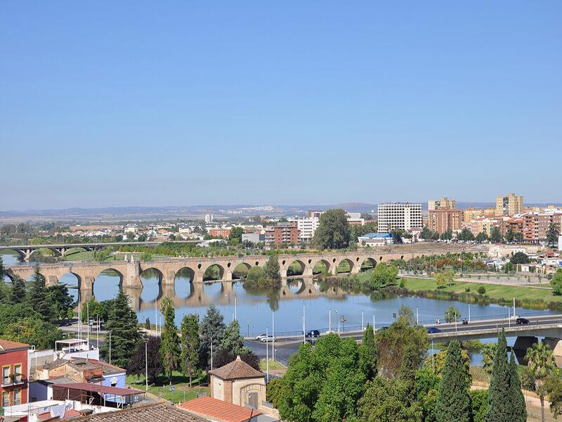 Badajoz, España
