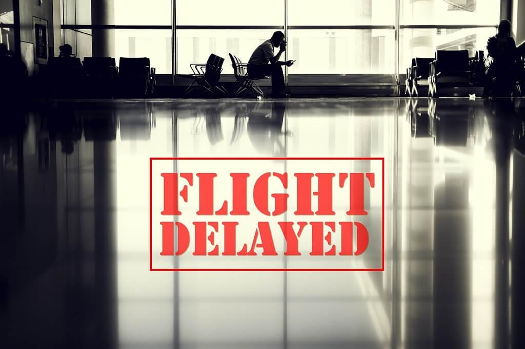como reclamar el retraso en un vuelo