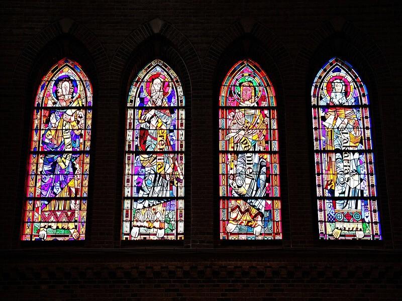 Iglesia Santa Catalina, Eindhoven